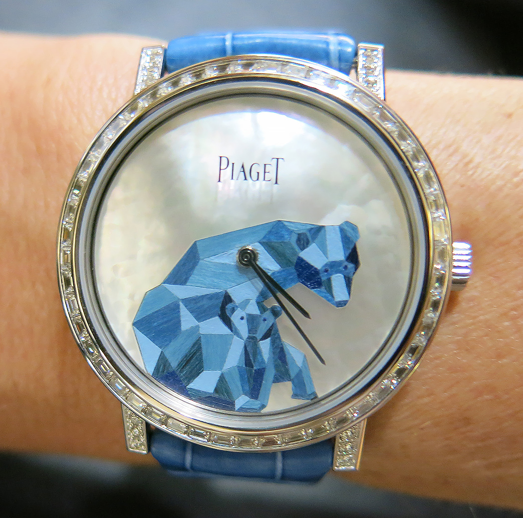 Cadran Ours polaire Piaget