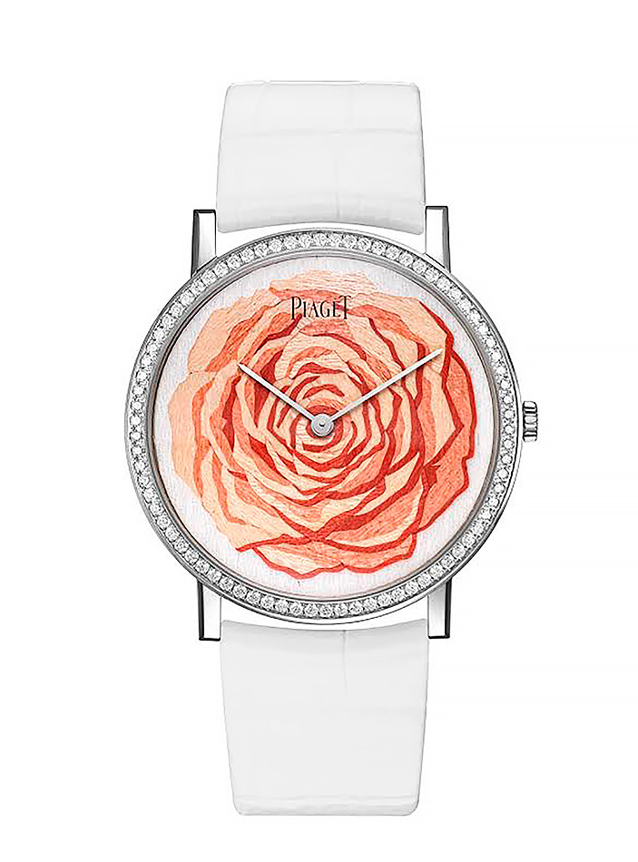 Piaget Altiplano cadran Rose