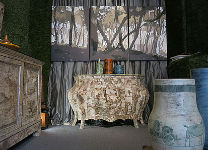 Exposition Boutique Birch Bark