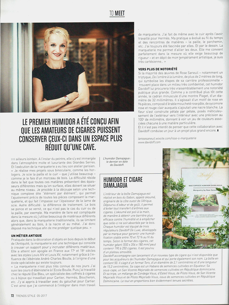 Presse Style trends