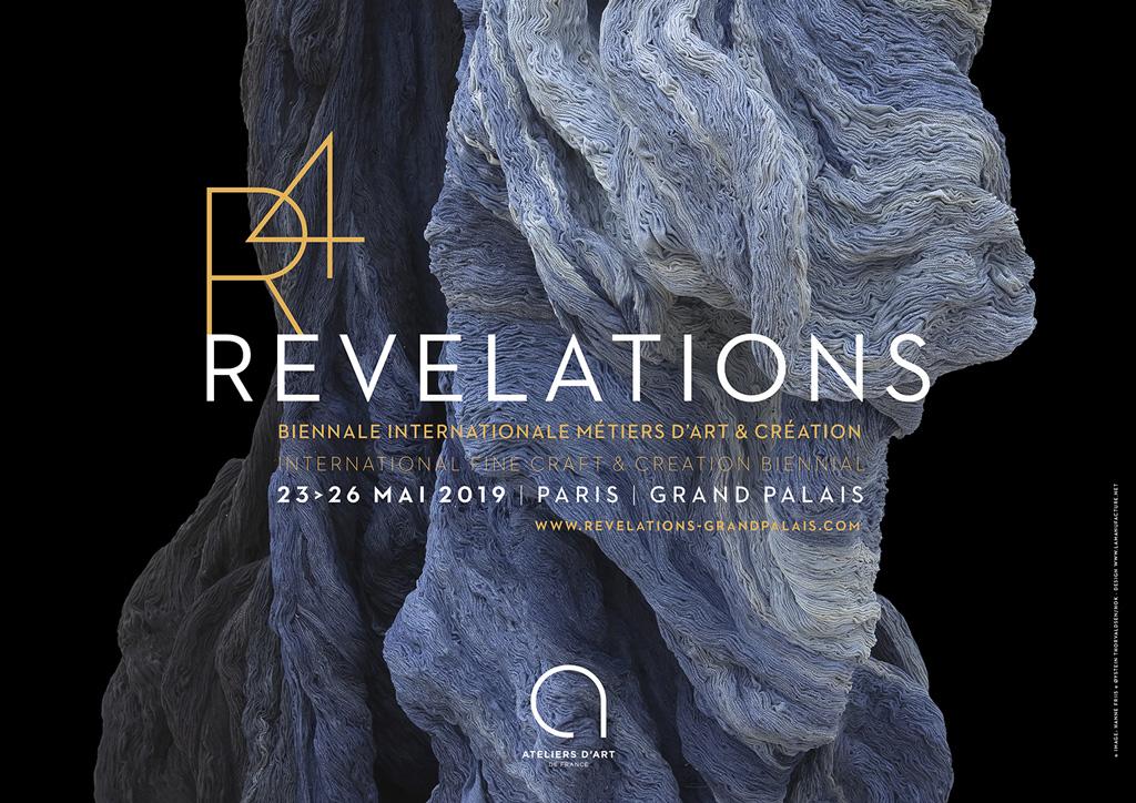 Revelation 4 Affiche Horizontale FR