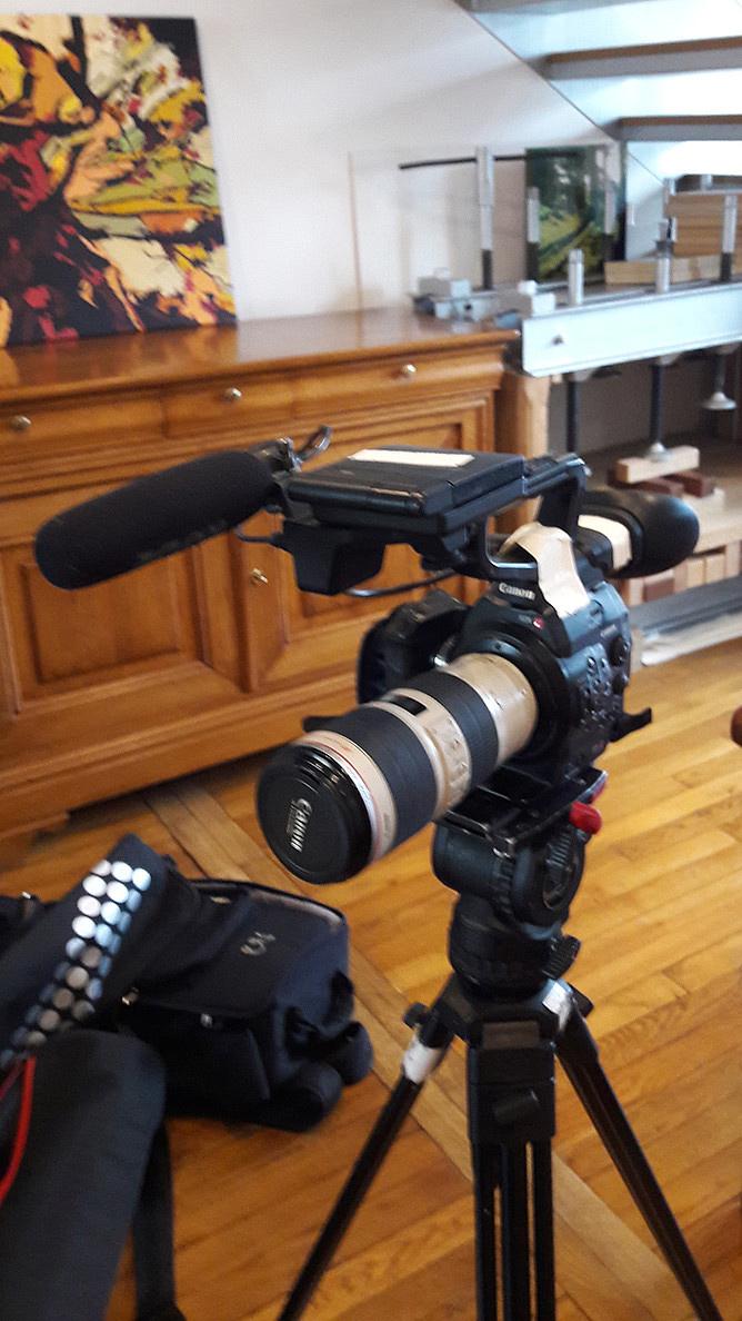Reportage TV5 Monde