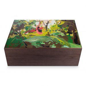 DAVIDOFF - Damajagua cigar box- ©Oettinger Davidoff AG